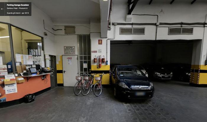 Parking Garage Excelsior